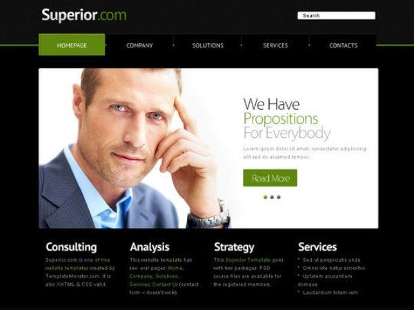 40 Themes responsivos en HTML5 y CSS3 gratis