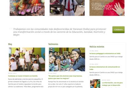 Semilla para el cambio ONG
