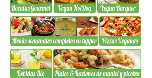 La Cuchara Veggie Cocina vegana, ecológica