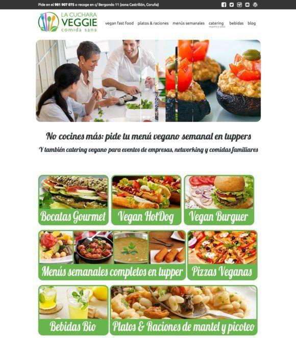 La Cuchara Veggie Cocina vegana