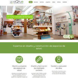 aQtue – Construcción